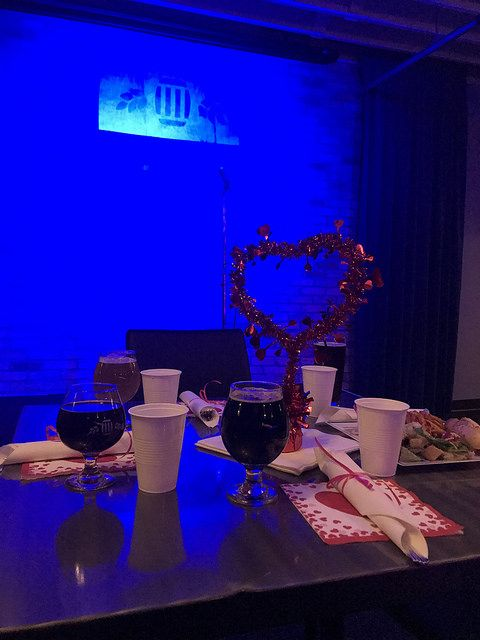 Valentine Day Progressive Dinner & Brewery Tour