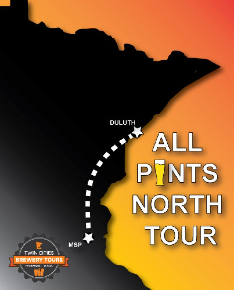 All Pints North Experience Tour