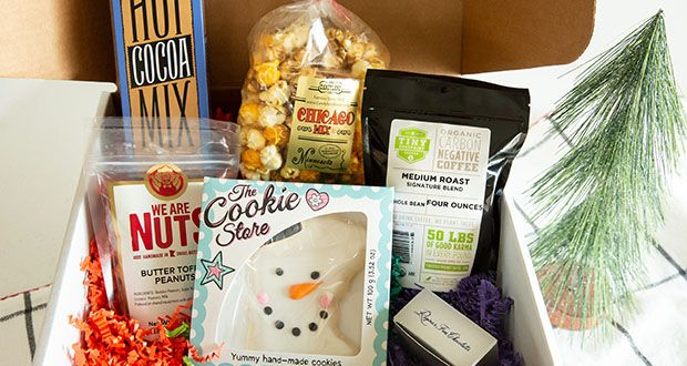 Twin Cities Holiday Gift Box